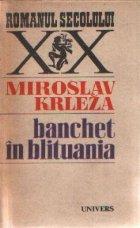 Banchet in Blituania