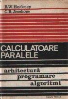 Calculatoare paralele Arhitectura programare algoritmi