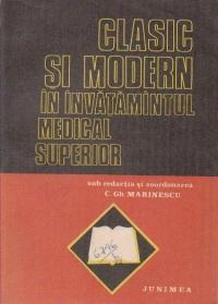 Clasic si modern in invatamintul medical superior