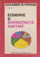 Economie administratie sanitara