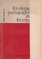 Evolutia pedagogiei Franta