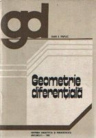 Geometrie diferentiala