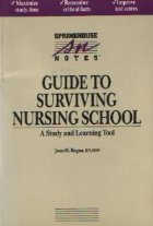 Guide surviving nursing school study