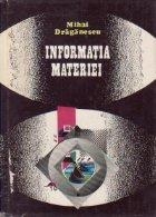 Informatia materiei