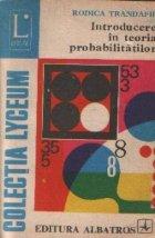 Introducere Teoria Probabilitatilor