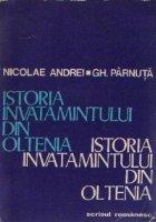 Istoria invatamintului din Oltenia Volumul