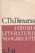 Istoria Literaturii Neogrecesti