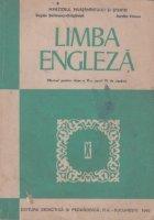 Limba engleza. Manual clasa X-a (anul VI de studiu)