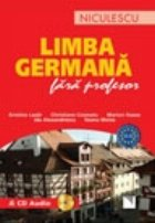Limba germana fara profesor (include CD audio)