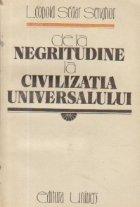 negritudine civilizatia universalului