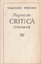 Pagini critica literara Marginalia Eseuri