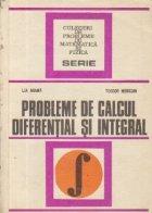 Probleme calcul diferential integral Editia