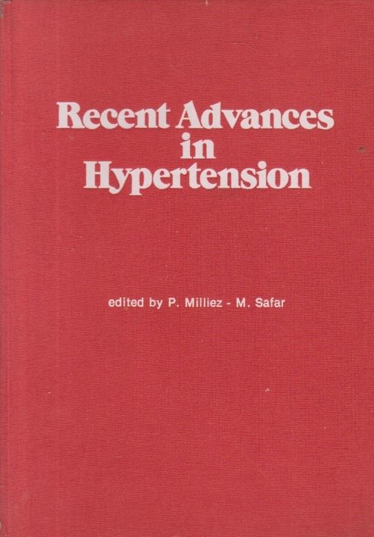 Recent Advances in Hypertension, 2