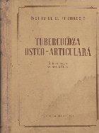 Tuberculoza osteo-articulara